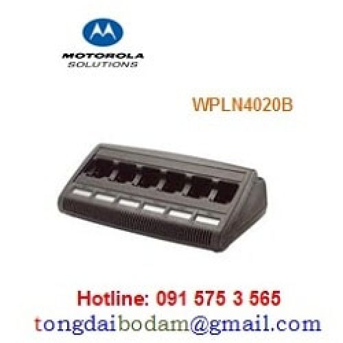 WPLN4220B | Multi Unit Charger Motorola |  STOP PRODUCTION