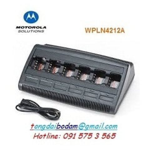 WPLN4212A | Multi Unit Charger Motorola APX 1000 APCO P25
